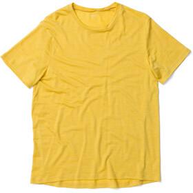 Houdini Activist Koszulka z krótkim rękawem Mężczyźni, sunny may
